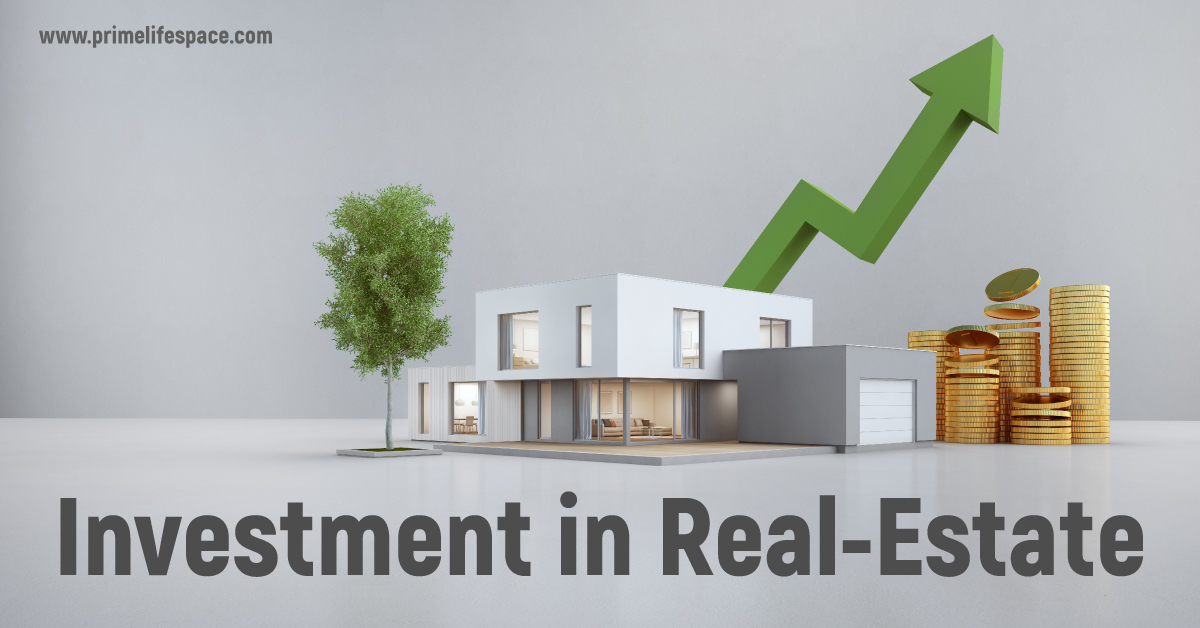 Investment in Real-Estate